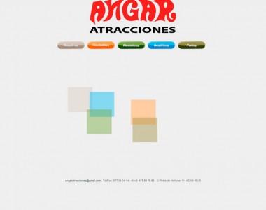 Angar atracciones